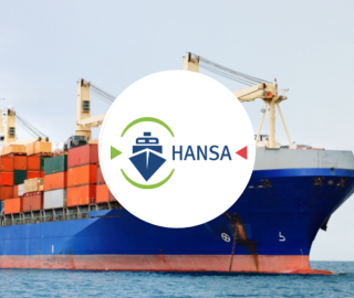 HANSA: Retrospective Analysis of Historical AIS Data for Navigational Safety through Recommended Routes