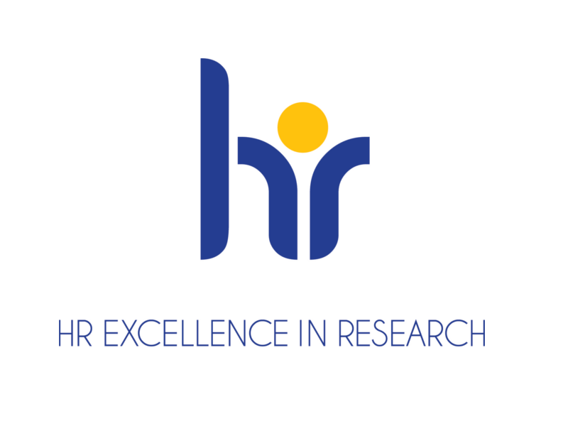 HR Excellence in Research logo for PUEB