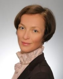 Anna Matuszczak, Ph.D. (hab.), Professor of PUEB - Head of the Department