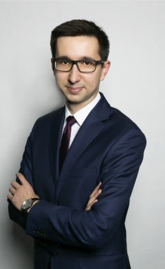 Dr. Michał Staszków, Vice-Chair for Finance/Treasurer