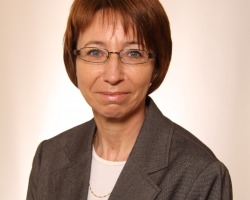 PhD Halina Zboroń, Associate Professor