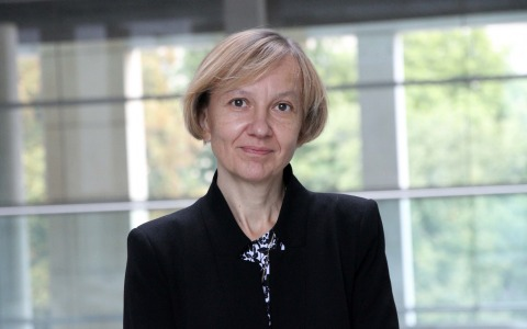 Vice-Rector for Education and Students - Anna Gliszczyńska-Świgło