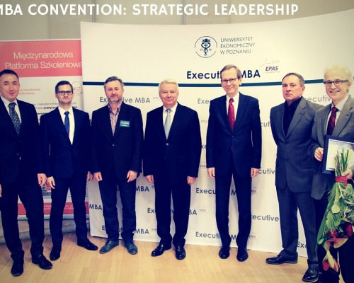 MBA Convention: Strategic Leadership