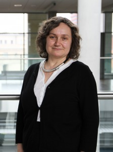 Barbara Borusiak, associate professor; Head of Department